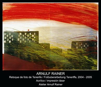 Arnulf Rainer und Dieter Roth - Deichtorhallen Hamburg