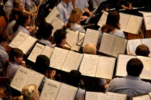 Orchester als Tourismusattraktion (Foto: Paul Georg Meister/pixelio.de)