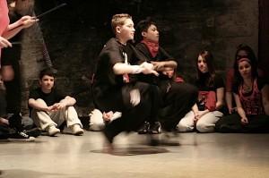 Tanzprojekt Gizella Hartmann (Foto: Mathias Wunderlich)