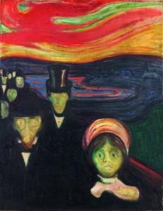 Edvard Munch und das Unheimliche – Edvard Munch et l'inquiétant
