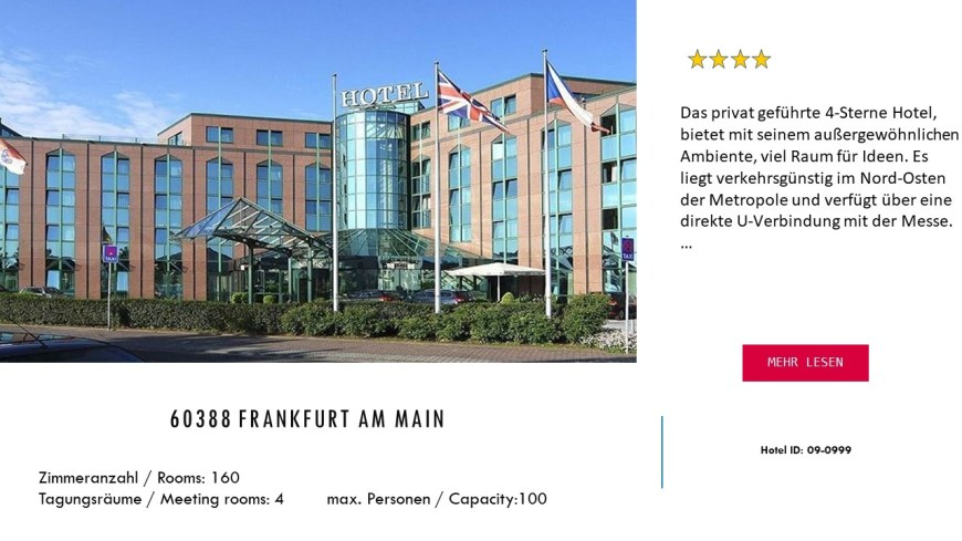 frankfurt am main ehr hotelreservation. Black Bedroom Furniture Sets. Home Design Ideas