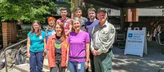 European Wilderness Network at the U.S. Wilderness Ranger Academy