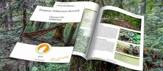 Chornyy Dil Wilderness – New Publication!