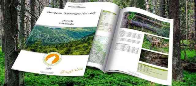Wilderness in Ukraine – New Publications!