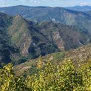 Wilderness found in Cervenata stena: the land of caves