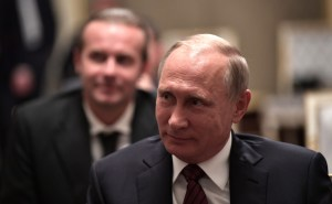 Russland-Putin-October 4, 2017 Quelle_The Kremlin, Moscow