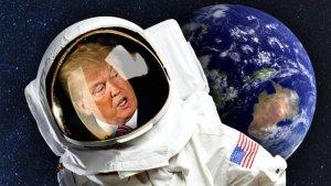 Trump Make The Galaxy great again!