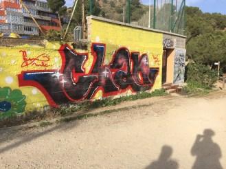 #BigBusTour #Barcelona #Spain #Valencia #sightseeing #Gaudi #Graffiti