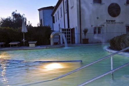 #Italy #Spa #sulfurspring #adventure #camperlife