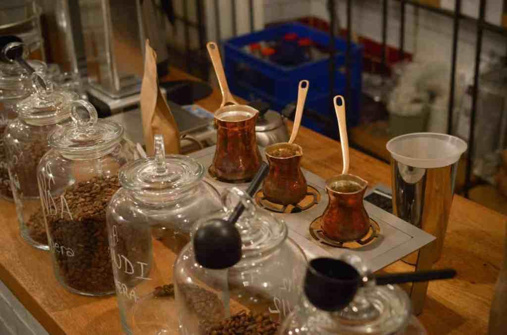 Best Coffee in Istanbul - Kronotrop