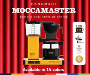 Moccamaster x European Coffee Trip