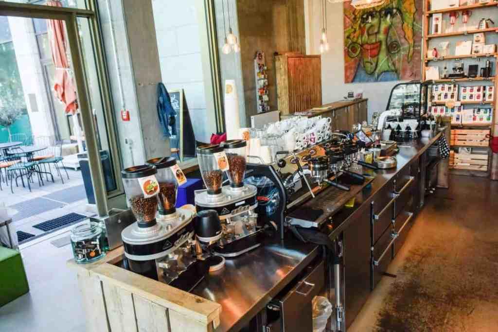 Kaffeewerk Espressionist - Frankfurt Coffee 1