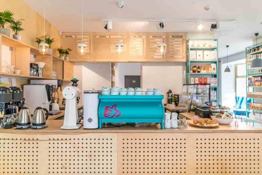 Coffeedesk coffee machine