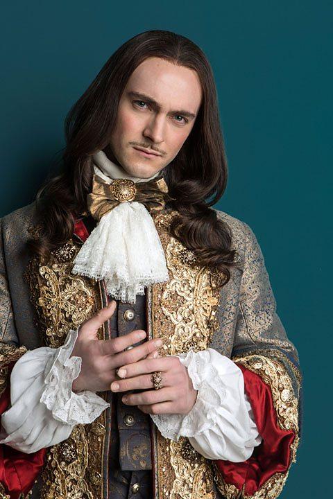 Louis XIV... (image ©BBC)