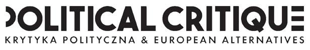 Logo Political critique
