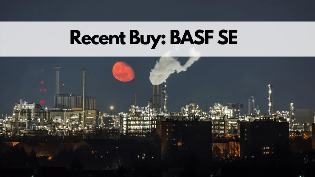 BASF Earnings Results