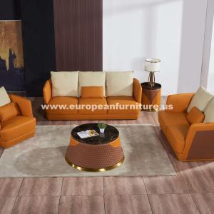 Premium Italian Leather sofa