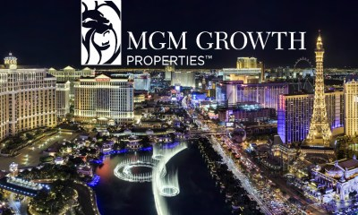 Merger proposed between MGM, Caesars real estate investment trusts
