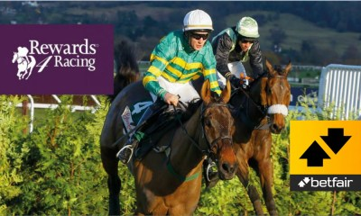 Betfair signs with Rewards4Racing