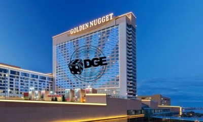 New Jersey, Golden Nugget set online gambling revenue records