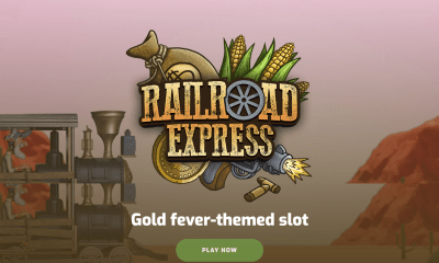 Magnet Gaming reveals new Railroad Express slot