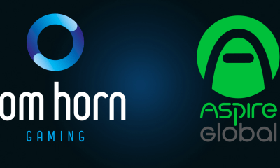 TOM HORN TITLES TO GO LIVE WITH ASPIRE GLOBAL