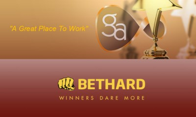 Bethard wins 'Great Place to Work' award in London