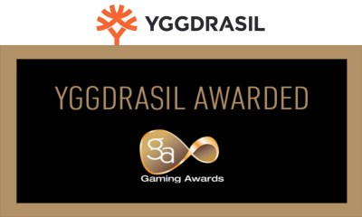 Yggdrasil named Innovator Supplier of the Year at International Gaming Awards
