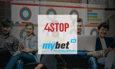 iGaming Service Provider mybet Integrates 4Stop's Anti-Fraud Technology