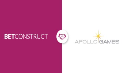 BetConstruct integrates Apollo Games to its Casino Suite