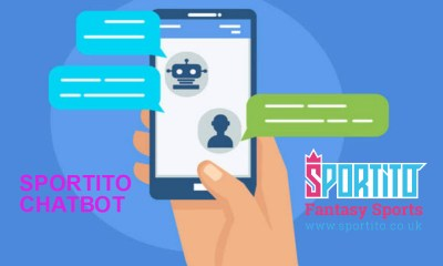 Sportito Becomes First DFS Provider to Launch Chatbot