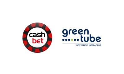 Greentube partnership for CashBet Coin