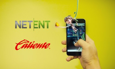 NetEnt games live with Caliente in Mexico