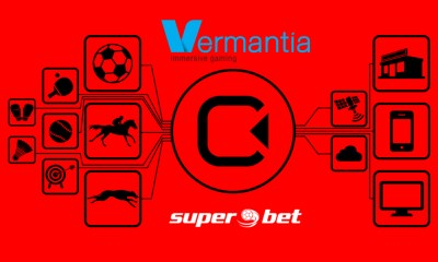 Superbet integrates with Vermantia Connect's over new premium sports services