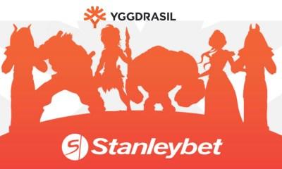 Yggdrasil agrees Stanleybet deal