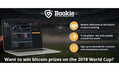 Kick off for Bookie Public Beta ahead of World Cup