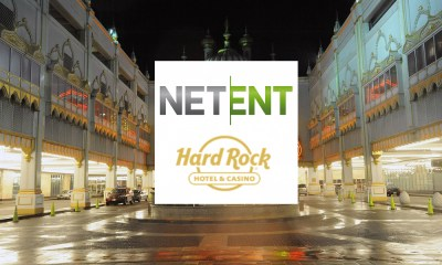 NetEnt signs deal with Hard Rock Hotel & Casino Atlantic City