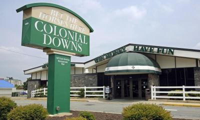 Owner of Colonial Downs allowed to operate gambling machines