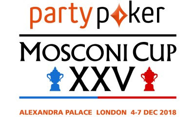 PartyPoker extends Mosconi Cup pool sponsorship