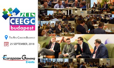 The registrations for CEEGC 2018 Budapest are now officially open