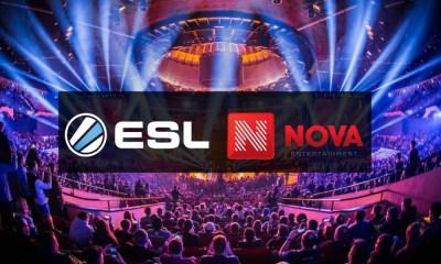 Nova Entertainment enters eSports business with ESL
