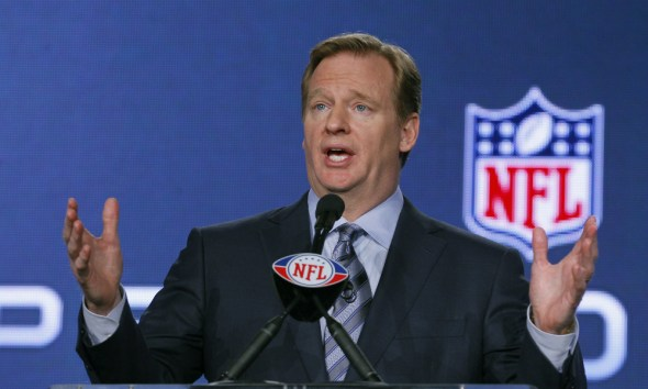 NFL Commissioner Roger Goodell releases statement on gambling