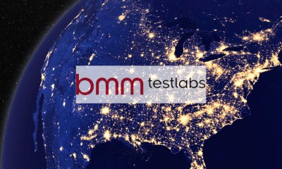 BMM Testlabs Favored by the Majority of Sports Systems Providers in North America