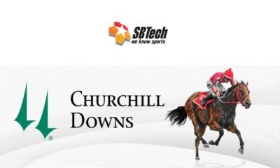 SBTech announces strategic partnership with Churchill Downs