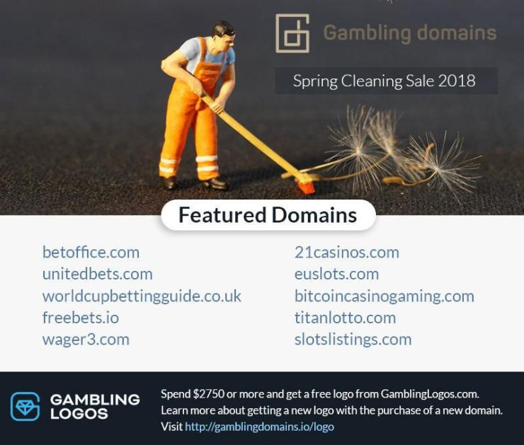 gambling domains for sale