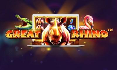 Pragmatic Play Invites Players On Safari In Great Rhino