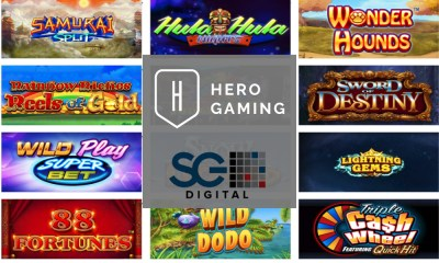 Hero Gaming Begins Offering Top-Tier SG Digital Games