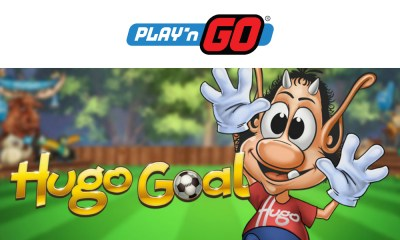 Play'n GO has its eye on the ball with Hugo Goal