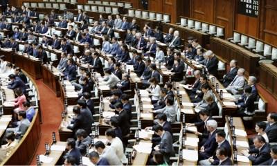Japan sends IR bill to the Diet