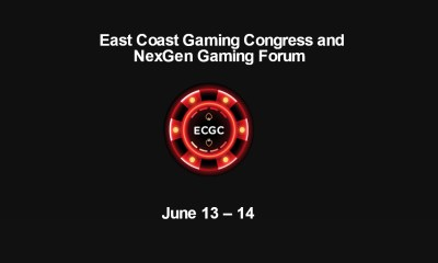 40th Anniversary of New Jersey Casino Gaming at East Coast Gaming Congress